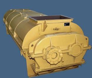 Смеситель двухвальный СМК-126А