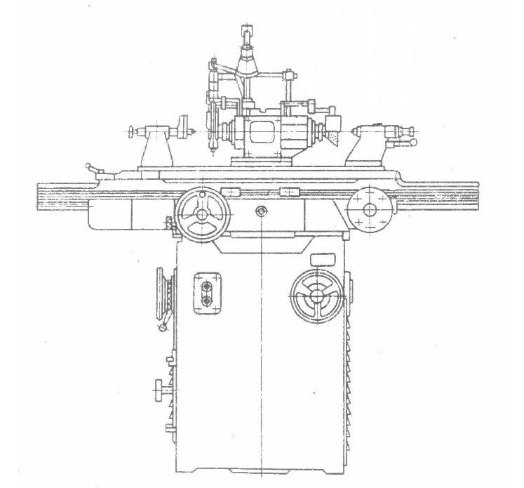 3в642 станок технические характеристики