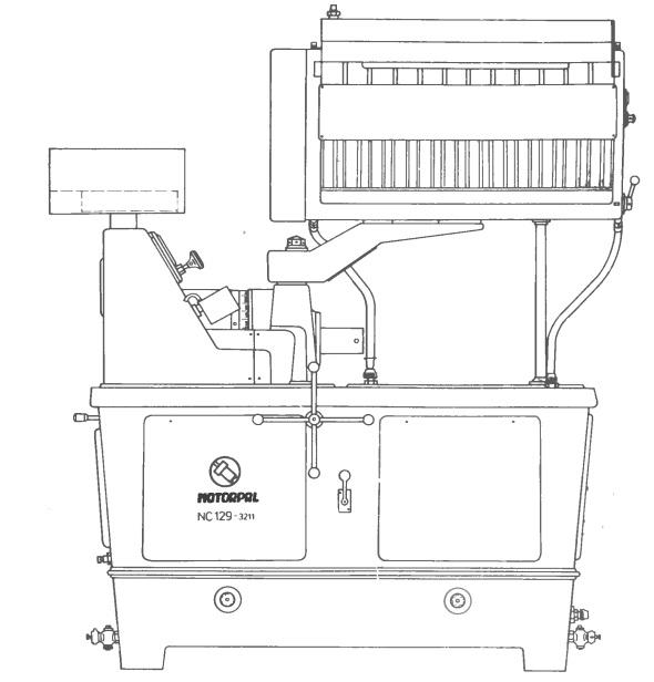Стенд NC129-3211