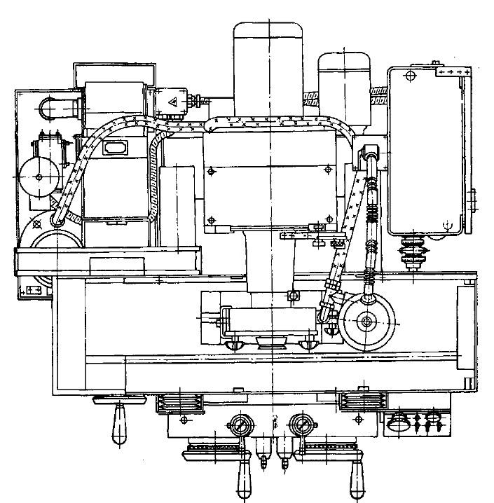 Станок плоскошлифовальный 3Е710В-1