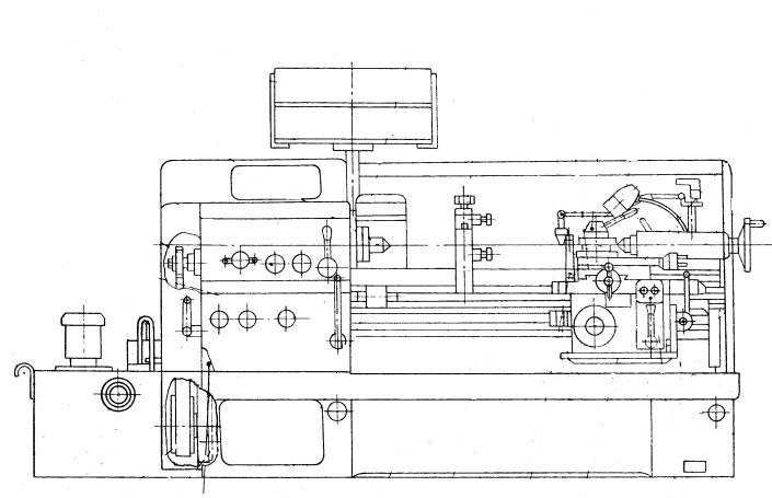 Станок токарно-винторезный 16К20В, 16К20ВФ1