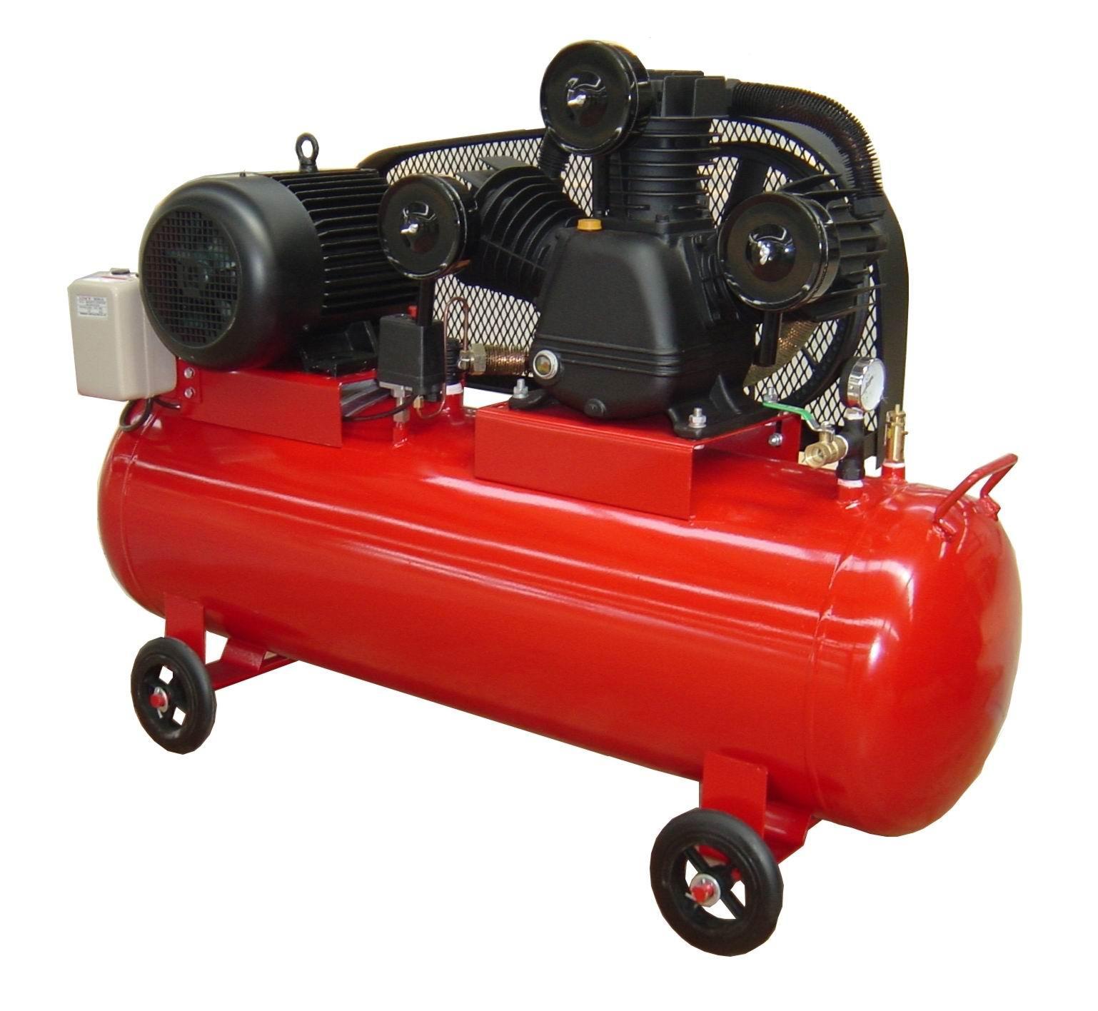Подбор компрессора при неизвестном потреблении воздуха