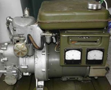 Двигатель 2СДв