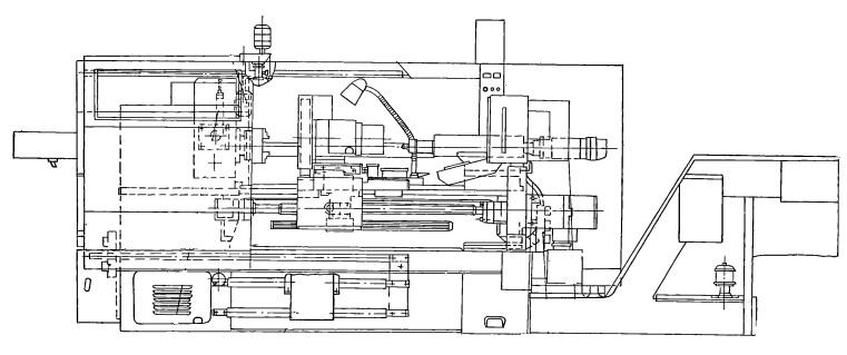 Станок токарный 16А20Ф3