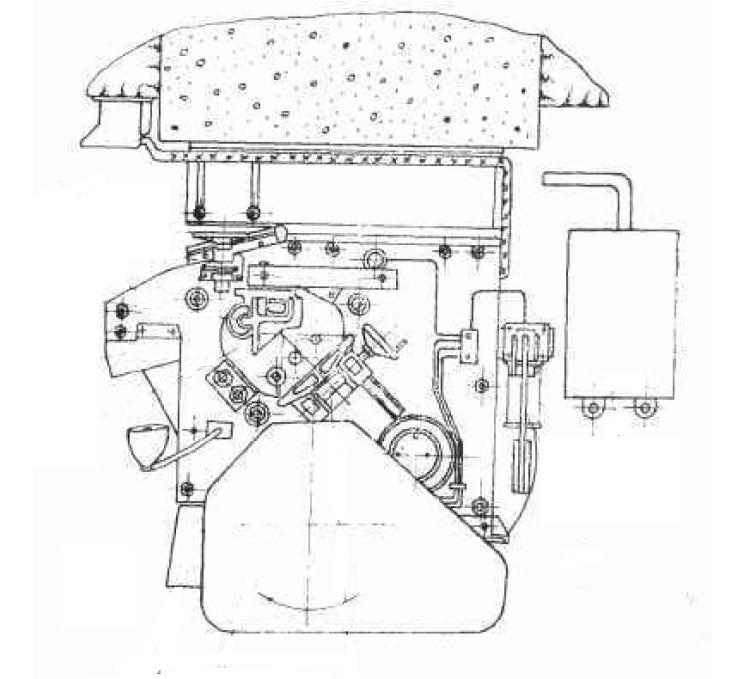 Ножницы комбинированные 13мм НВ 51-21