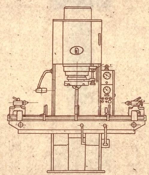 Пресс гидравлический одностоечный усилием 2500кН П6334А