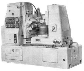 Станок зубофрезерный вертикальный 5К324А