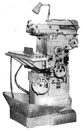 Станок инструментальный фрезерный 676