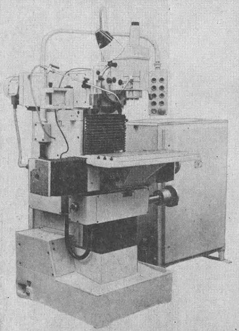 Станок фрезерный инструментальный 6Б75В