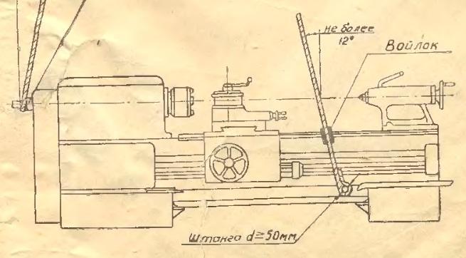 Станок токарно-винторезный 163