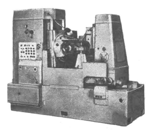 Станок универсальный зубофрезерный 53А80