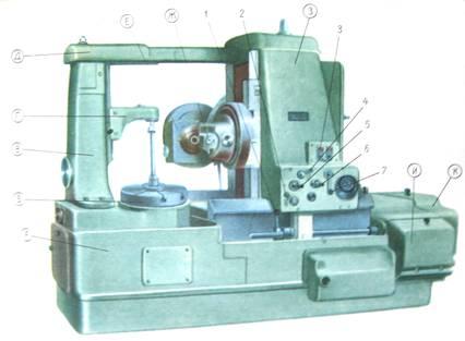 Станок фрезерный 5Д32