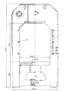Пресс для пластмасс усилием 250тс Д-2434А