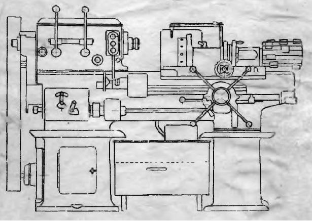 Станок токарно-револьверный 1336ИР