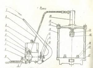 Пресс гидравлический ОР-14593