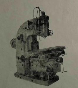 Станок консольно-фрезерный 6М13П, 6М13ПБ