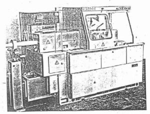 Автомат токарно-револьверный одношпиндельный прутковый 1И236П, 1И140П, 1И165П