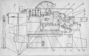Станок токарно-револьверный 1К341