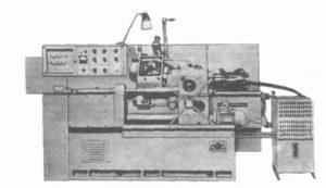 Станок токарно-револьверный 1Г340, 1Г340П