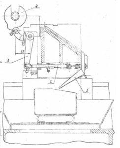 Станок токарно-продольный 1М10А