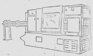 Автомат токарный шестишпиндельный 1В225-6