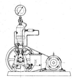 Гидрокомпрессор ГКМ-7/6000